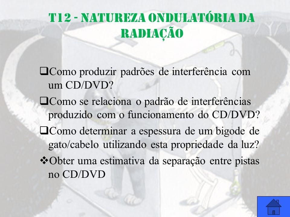 T13 - Radiação natural/artificial atómica/nuclear T13 - Radiação natural/artificial atómica/nuclear.