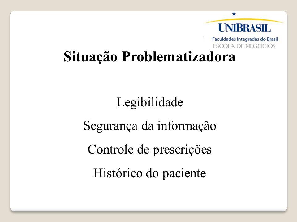 Referências MARQUES, Willian; Arquivo permanente da casa de saúde São Sebastião: prontuário médico do paciente.