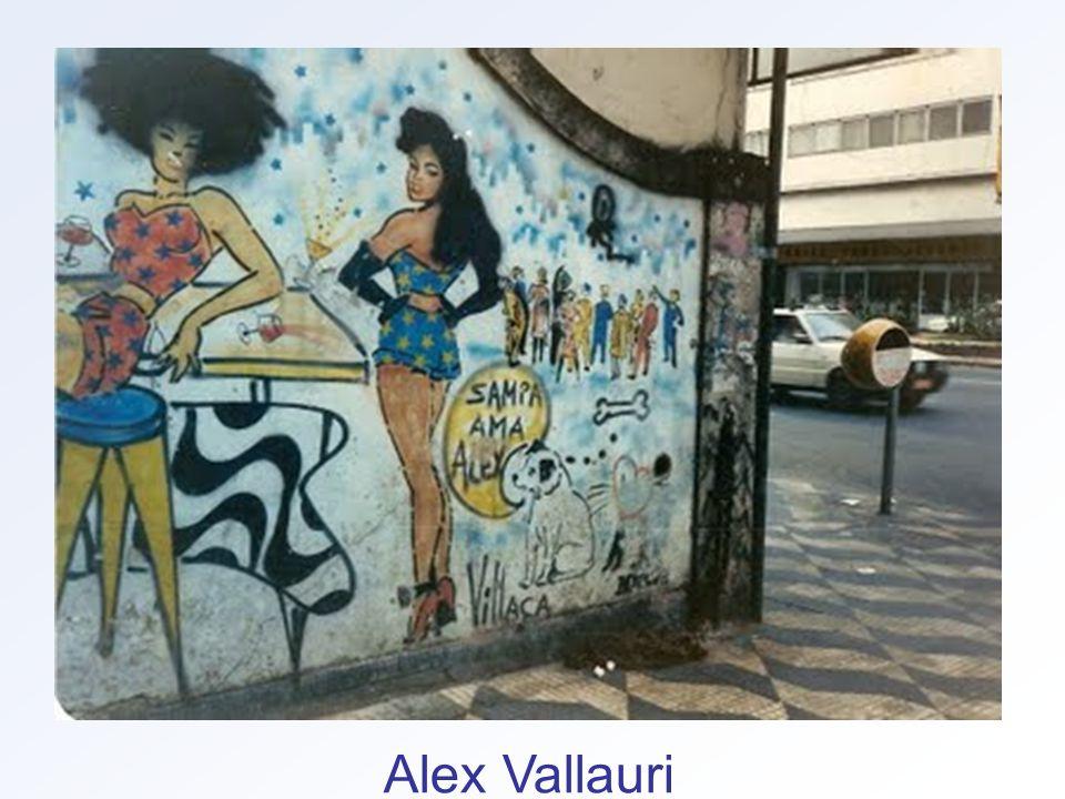 Alex Vallauri