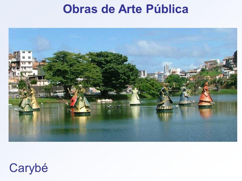 Carybé Obras de Arte Pública