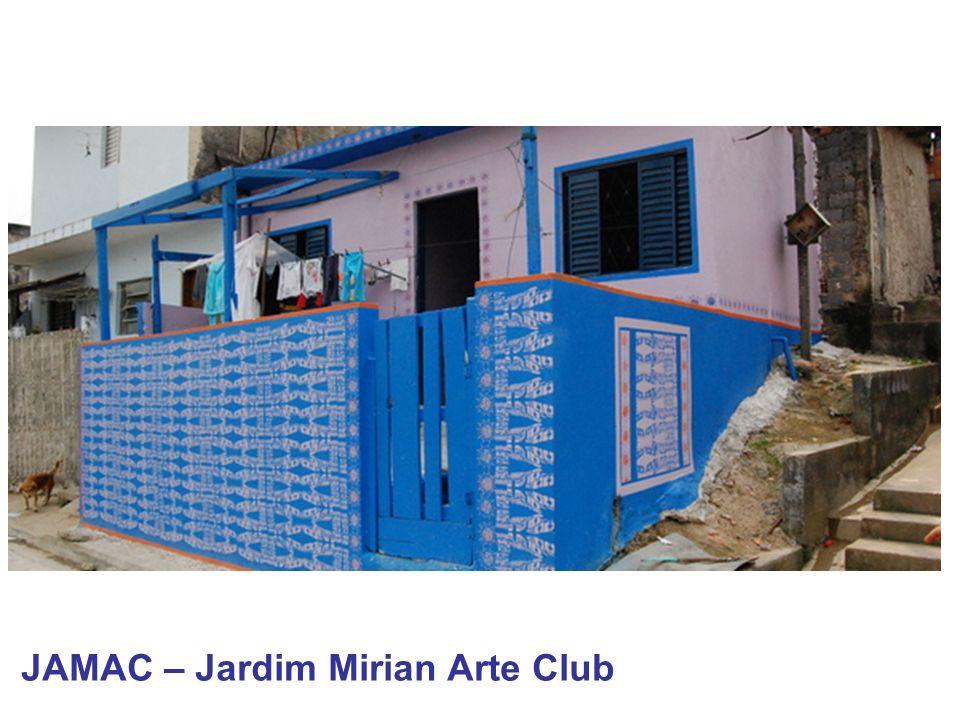 JAMAC – Jardim Mirian Arte Club