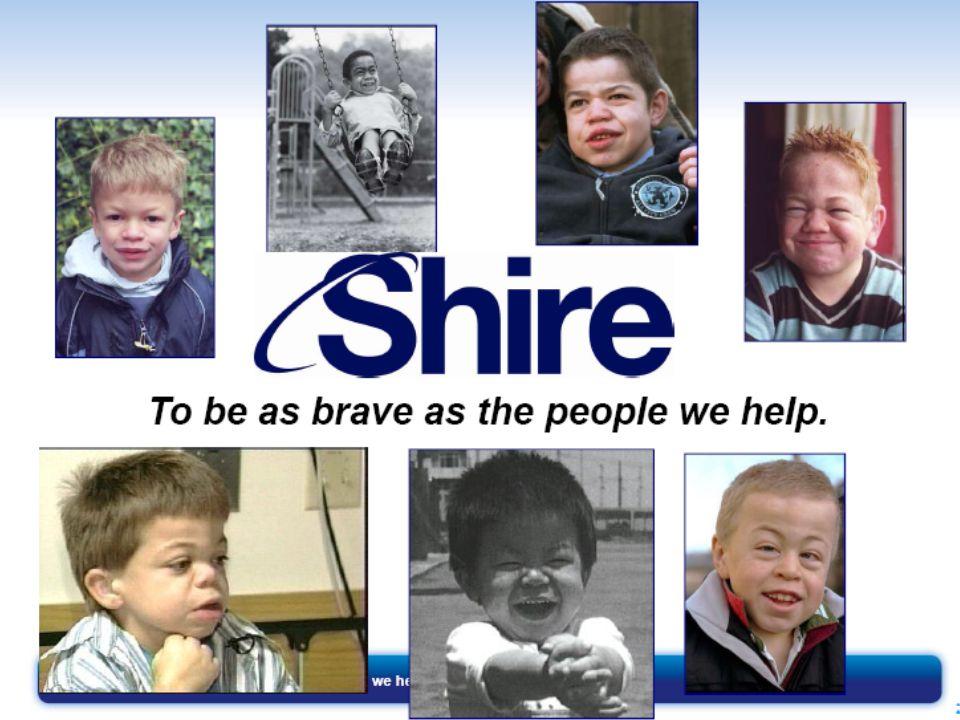 To be as brave as the people we help 12 Ações voltadas para pessoas Recrutamento de talentos Melhorar a imagem instutional da empresa para outros mercados – Por que trabalhar na Shire.