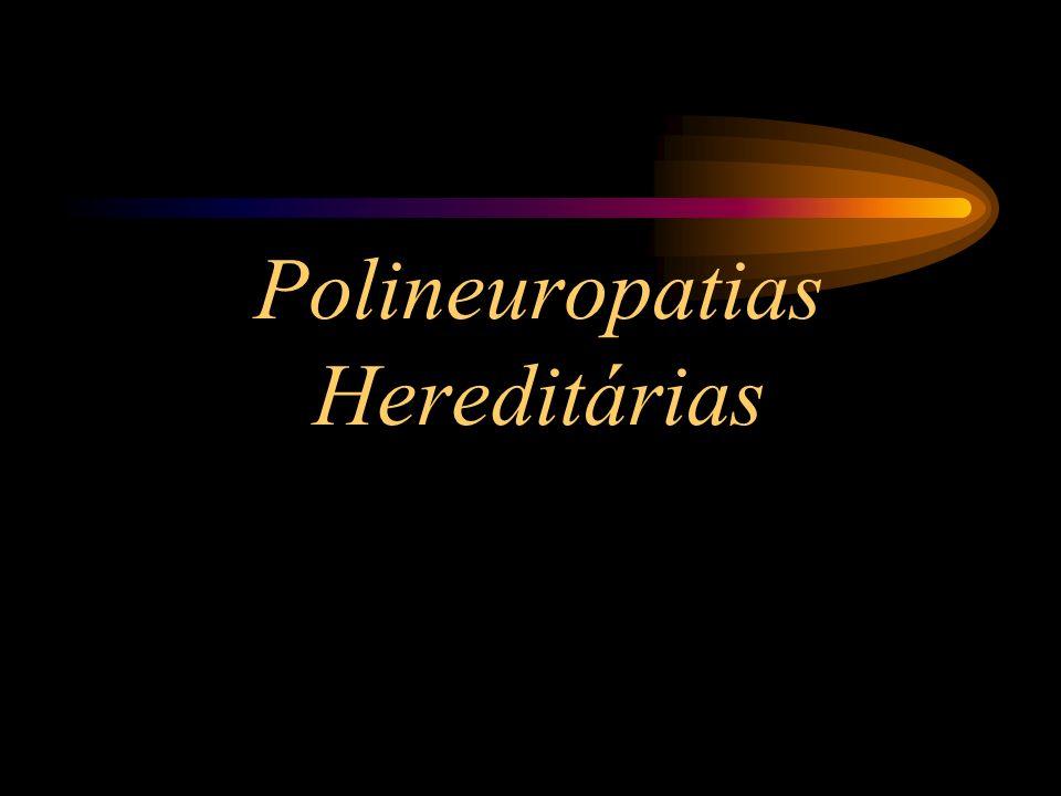 Polineuropatias Polineuropatia ou neuropatia periférica são termos que descrevem o síndrome clínico que se caracteriza por fraqueza, perda sensitiva e deterioração dos reflexos, causado por lesões difusas dos nervos periféricos.