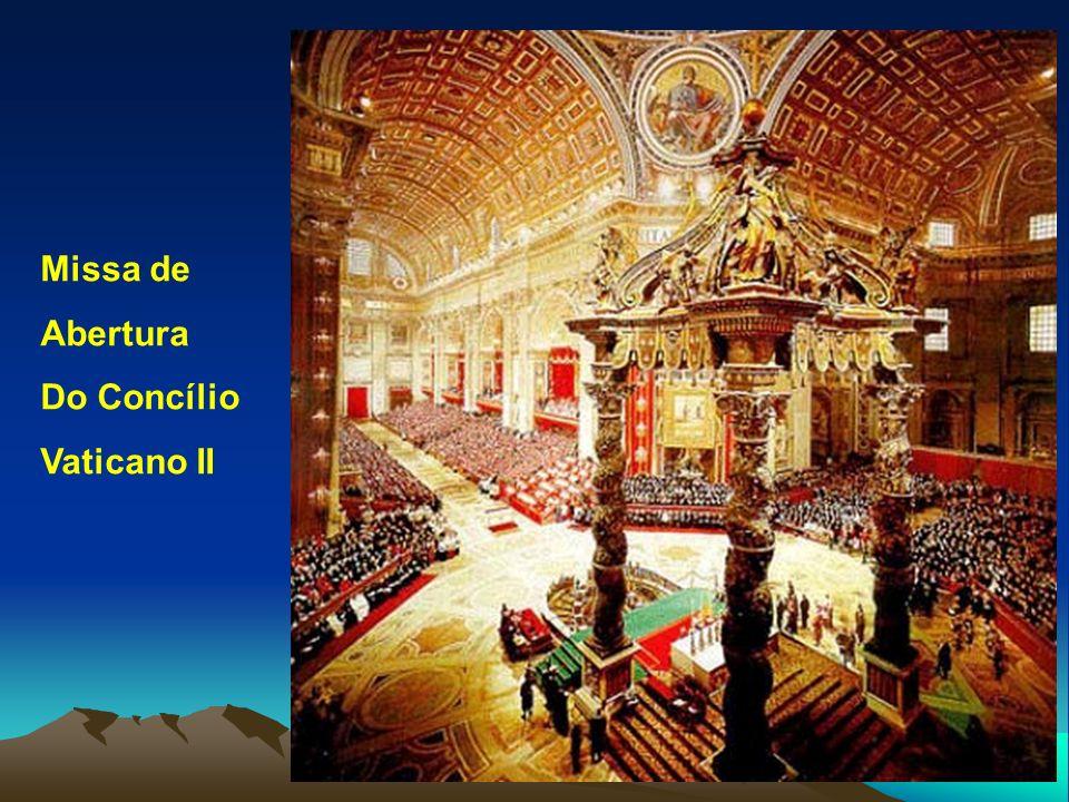 16 Aggiornamento Exprime o aspecto encarnacionista, do mistério da Igreja, a sua historicidade, a necessidade da atenção aos sinais dos tempos.