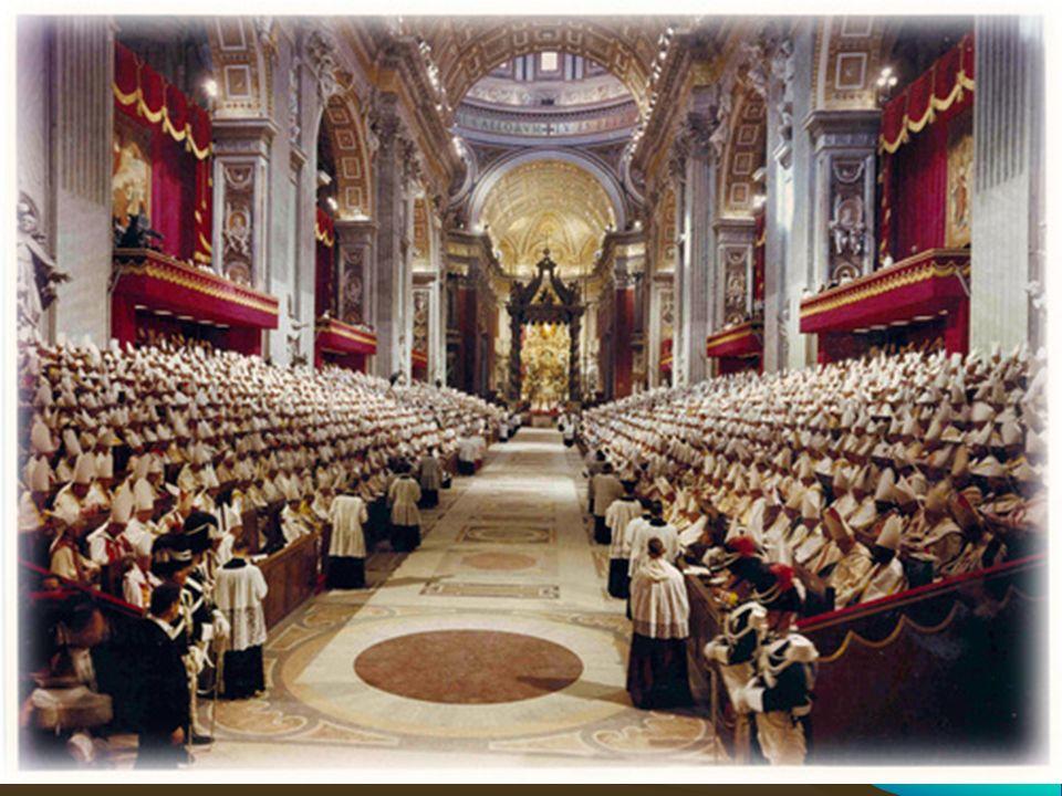 O Vaticano II representa mais um ponto de partida que um alvo atingido.