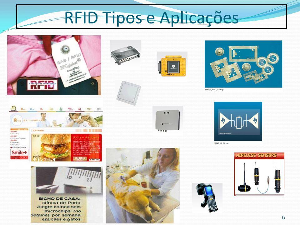 Patrocinadores RFID Research Center University of Arkansas 17