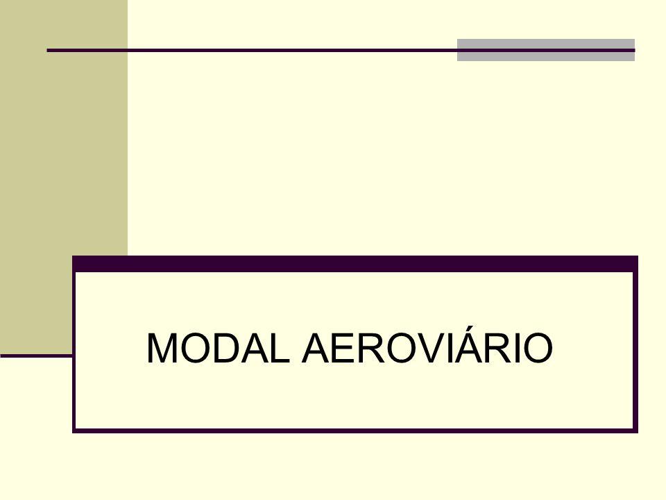 MODAL AEROVIÁRIO