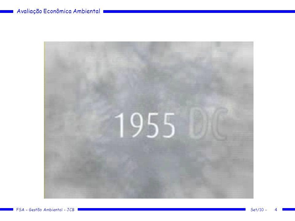 Avaliação Econômica Ambiental FSA – Gestão Ambiental - JCB Set/10 -4