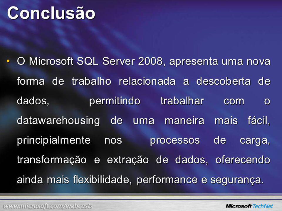 Maiores informações Visite TechNet www.microsoft.com/technet/brasilVisite TechNet www.microsoft.com/technet/brasilwww.microsoft.com/technet/brasil Visite MSDN www.microsoft.com/msdn/brasilVisite MSDN www.microsoft.com/msdn/brasilwww.microsoft.com/msdn/brasil SQL Server Express home page http:// http://www.microsoft.com/brasil/sql/sqlex press.mspxSQL Server Express home page http:// http://www.microsoft.com/brasil/sql/sqlex press.mspx http:// http://www.microsoft.com/brasil/sql/sqlex press.mspx http:// http://www.microsoft.com/brasil/sql/sqlex press.mspx SQL Server Express Edition overview http://msdn.microsoft.com/library/default.asp?url=/li brary/en-us/dnsse/html/sseoverview.aspSQL Server Express Edition overview http://msdn.microsoft.com/library/default.asp?url=/li brary/en-us/dnsse/html/sseoverview.asp