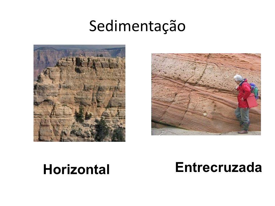 Sedimentação Horizontal Entrecruzada