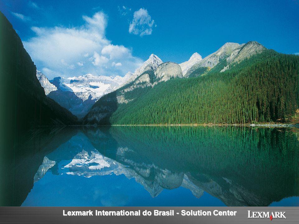 Lexmark International do Brasil - Solution Center