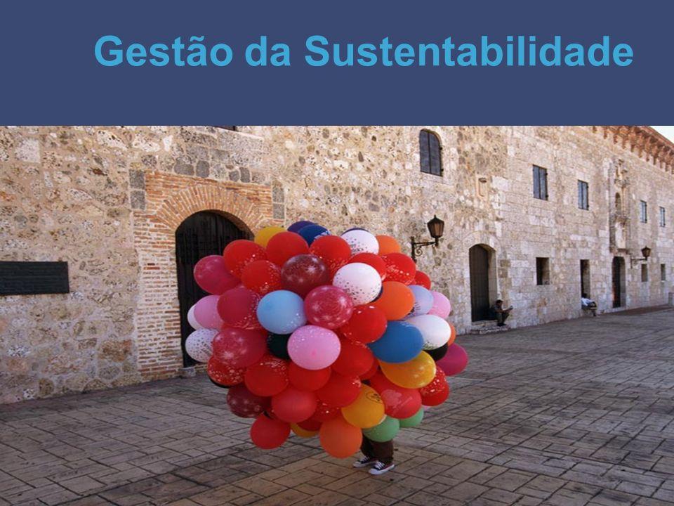 Gestão da Sustentabilidade