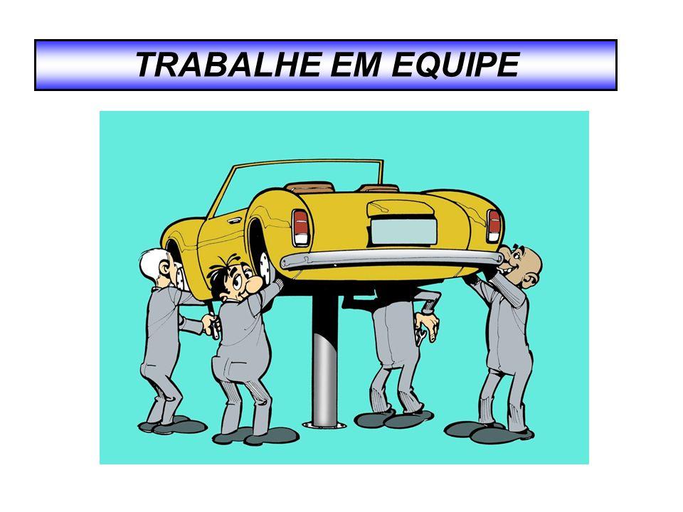 TRABALHE EM EQUIPE