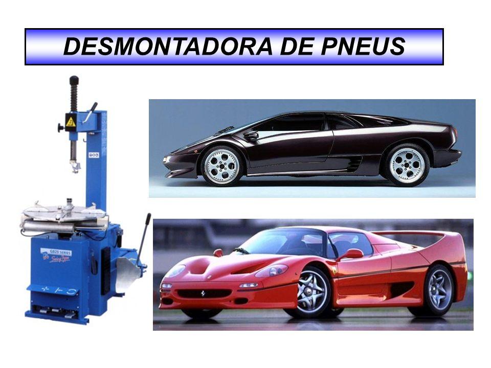 DESMONTADORA DE PNEUS