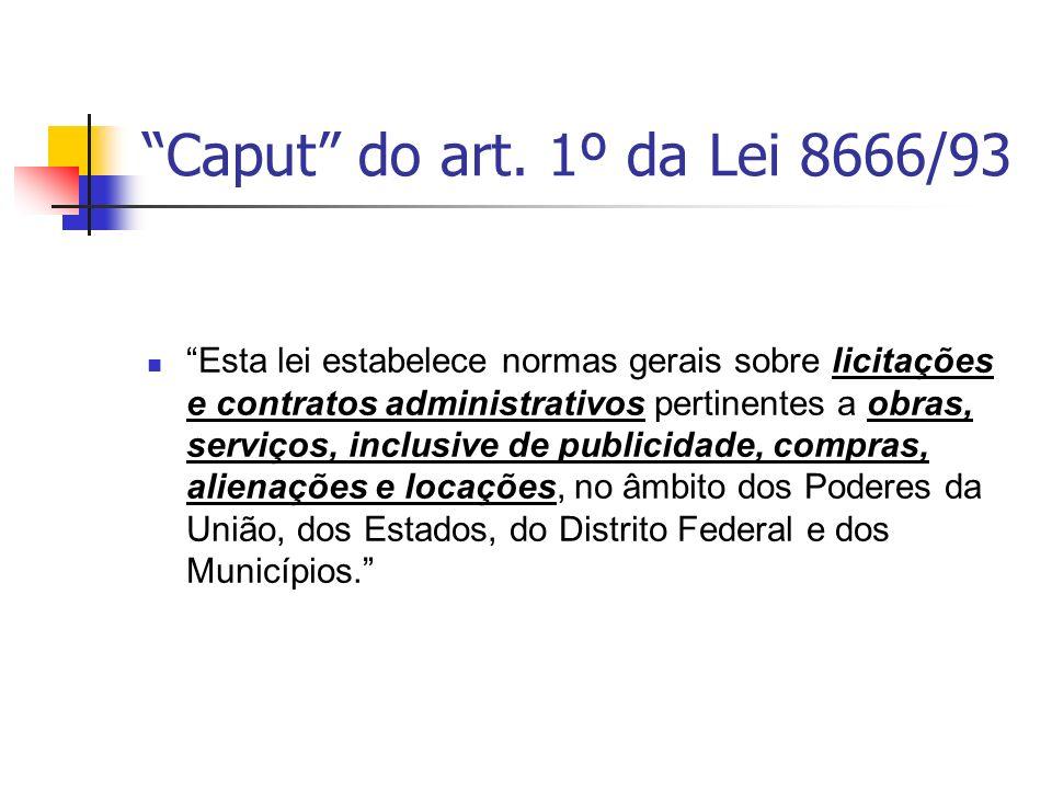 Inexigibilidade de Licitação (Art.25, inc.