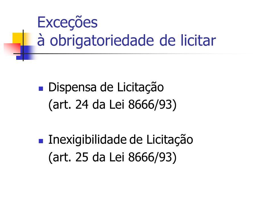 LICITAÇÃO -Fase externa - Conceito e Procedimentos.