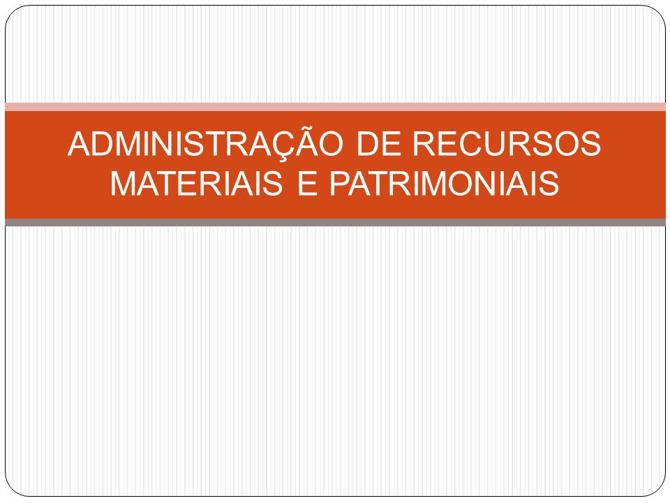 Plano de Ensino Bibliografia Livro: ADMINISTRACAO DE MATERIAIS E RECURSOS PATRIMONIAIS Autor(es).: MARTINS, PETRÔNIO GARCIA ; ALT, PAULO RENATO CAMPOS; Código do Assunto.: 658.7 Código Autor.: M386A Idioma.: Português Editora.: SARAIVA Paginação.: 353 Local de Publicação.: SAO PAULO Ano de Publicação.: 2000MARTINS, ALT, PAULO RENATO CAMPOS 2