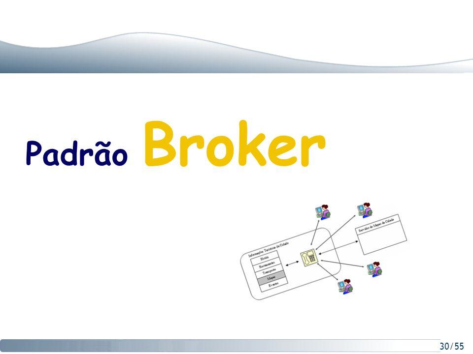 30/55 Padrão Broker