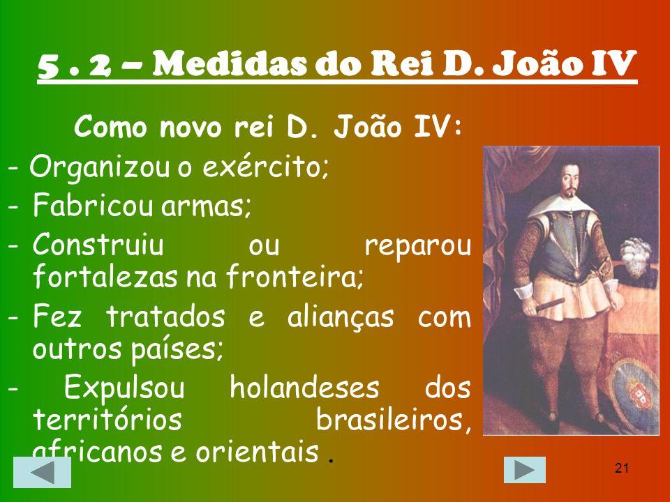 20 5.1 – Restauração da independência a 1 de Dez.