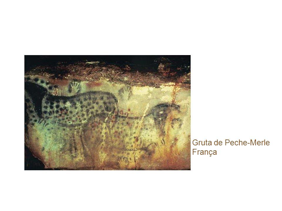 Gruta de Peche-Merle França