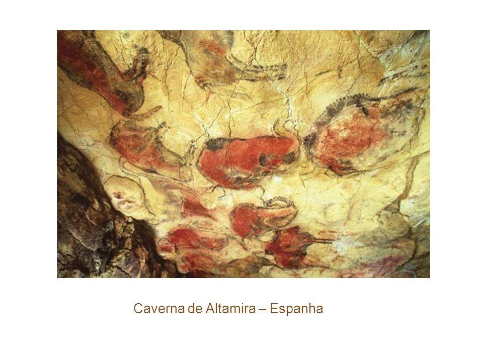 Caverna de Altamira – Espanha