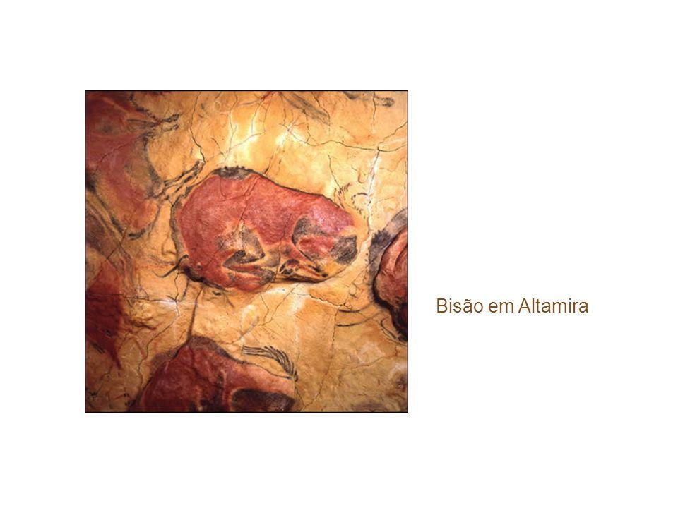 Bisão em Altamira