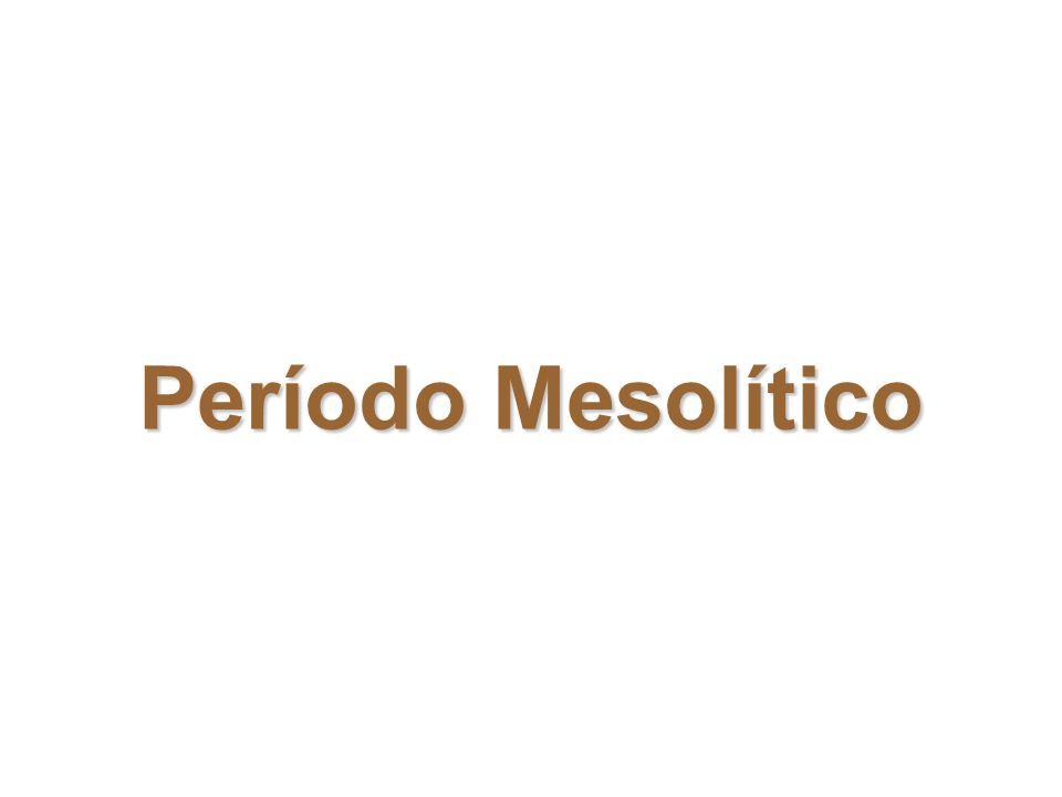 Período Mesolítico