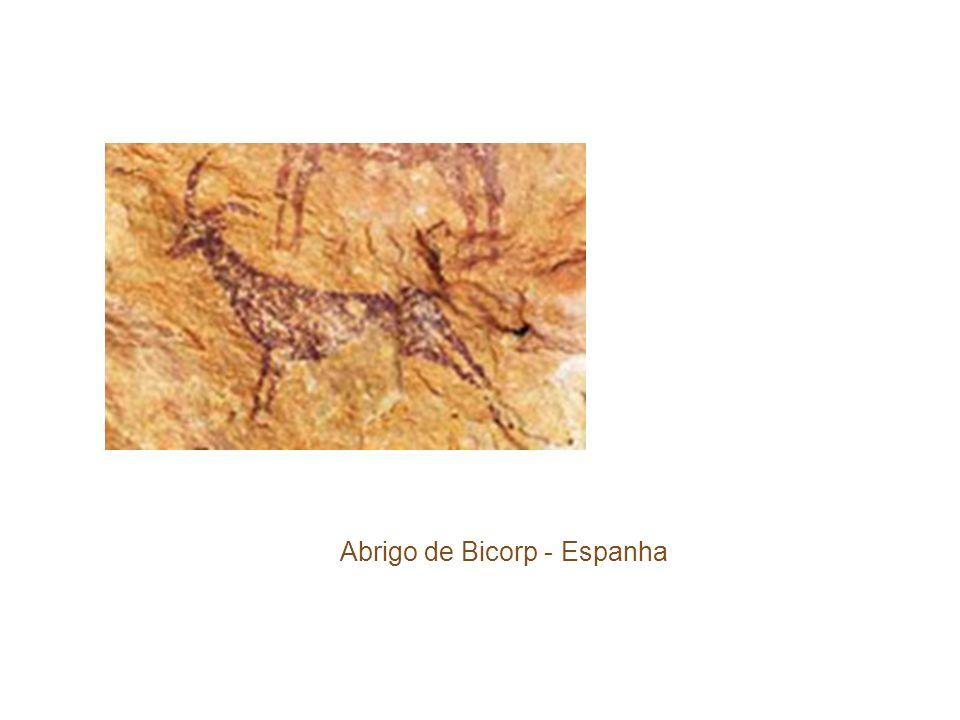 Abrigo de Bicorp - Espanha