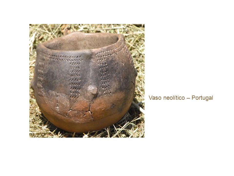 Vaso neolítico – Portugal