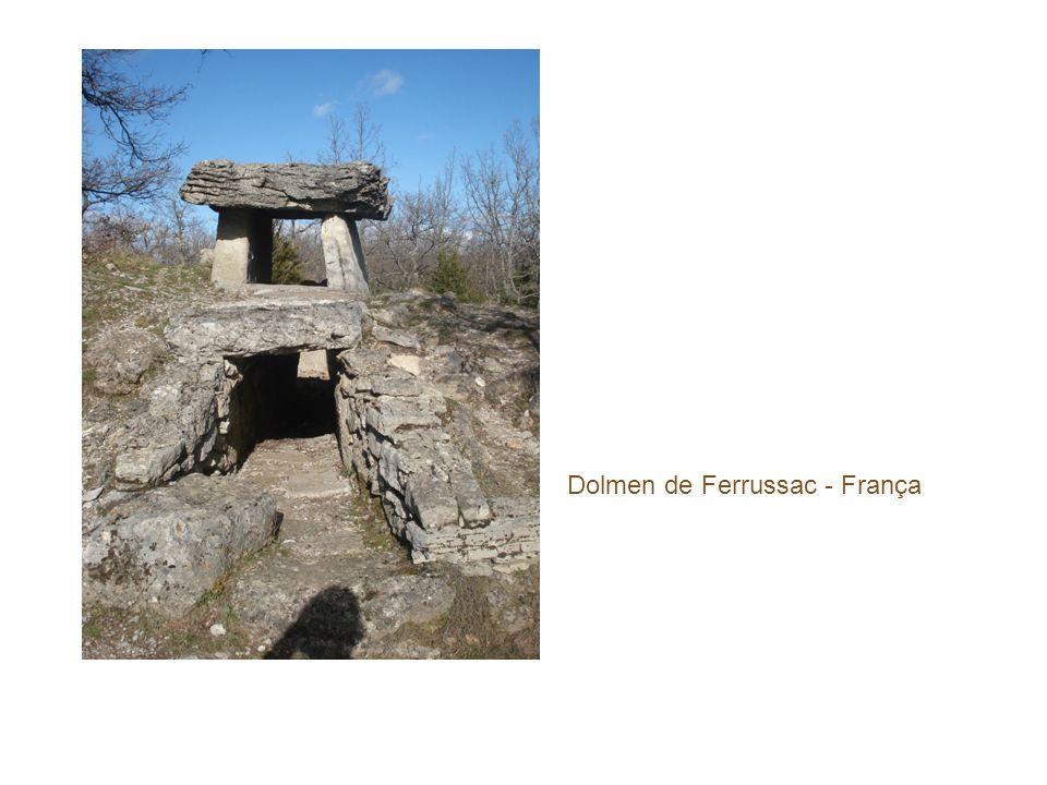 Dolmen de Ferrussac - França