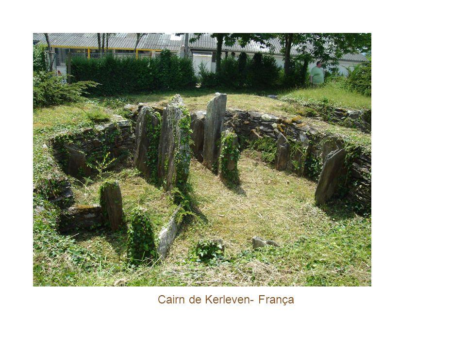 Cairn de Kerleven- França