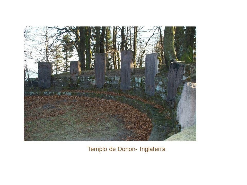 Templo de Donon- Inglaterra