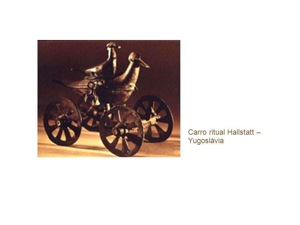 Carro ritual Hallstatt – Yugoslávia
