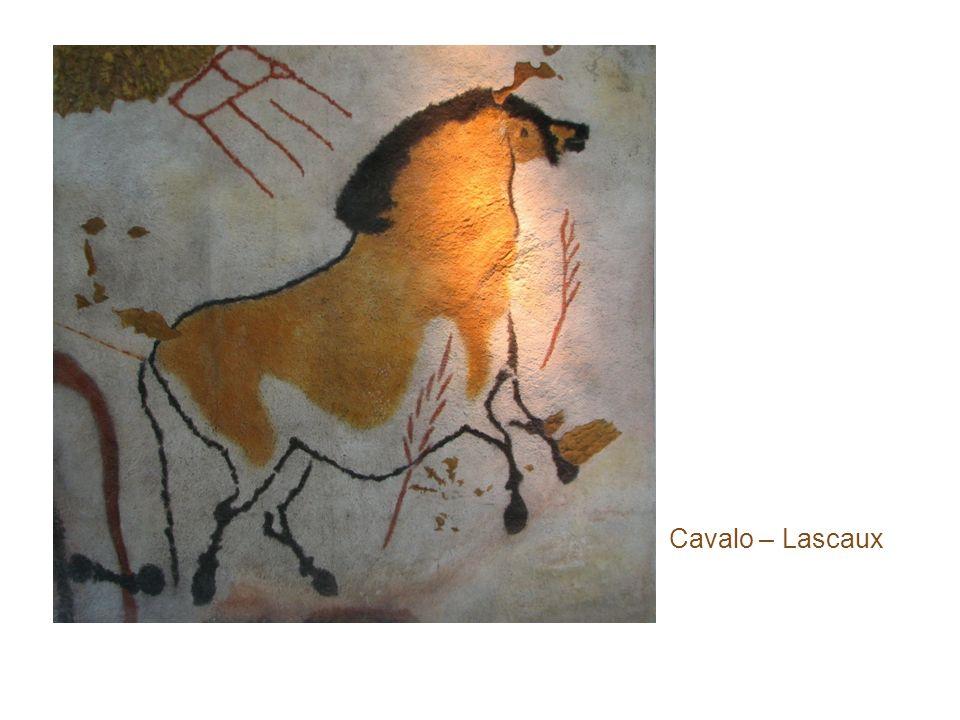 Cavalo – Lascaux