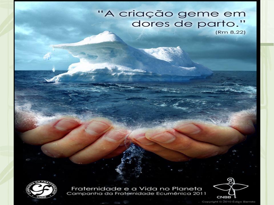 O gemido da criação aparece hoje na deterioração do meio ambiente, conseqüência de uma exploração descuidada e, muitas vezes, gananciosa dos recursos do planeta.