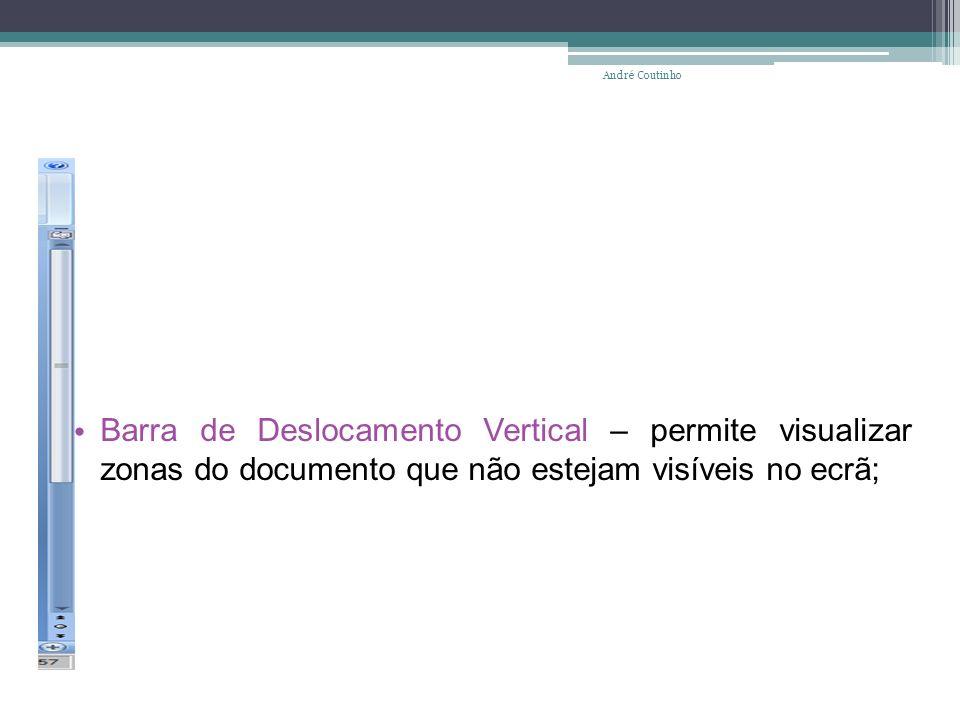 Barra de Estado – dá indicação do n.º de página, da linha e da coluna, o n.º de páginas do documento e qual a parte do documento em que estamos a trabalhar.