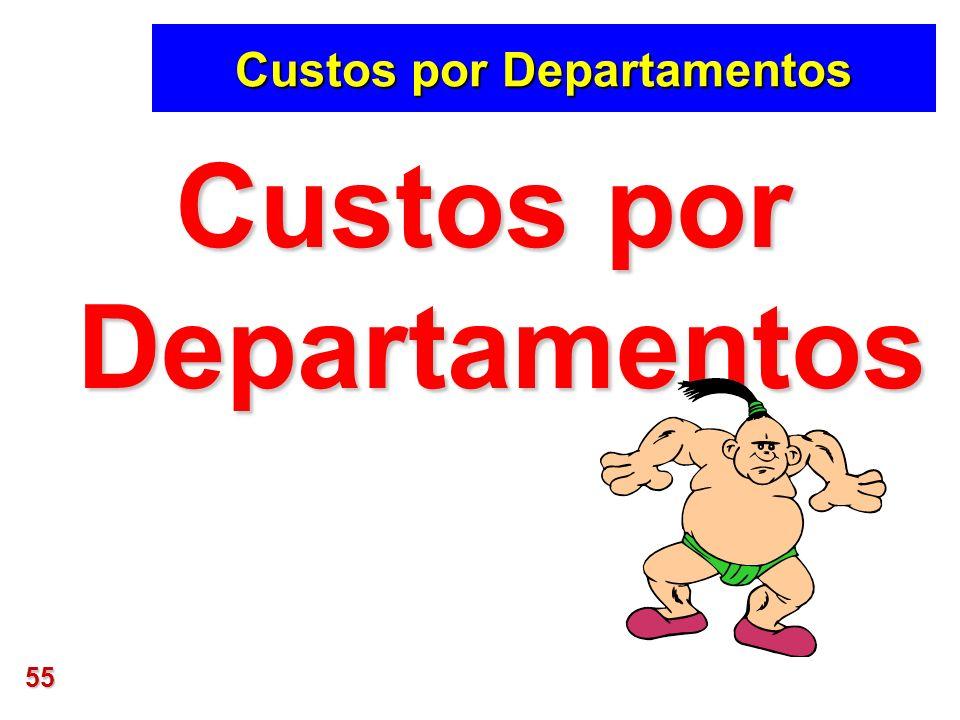 55 Custos por Departamentos