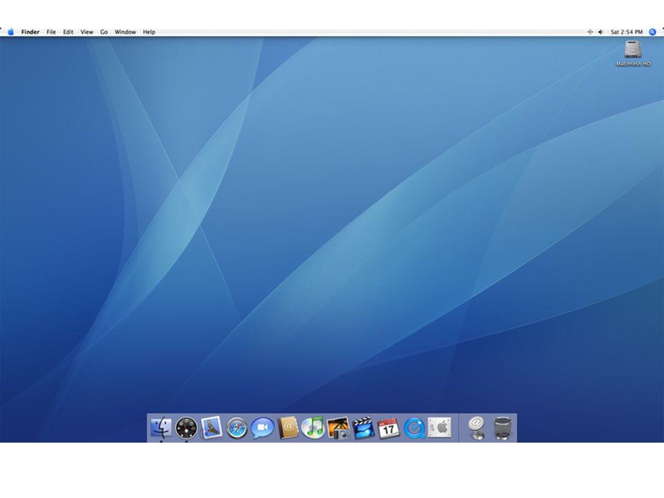 Sistemas Operacionais Mac OS: surgem em 1984 para o computador Macintosh 128k. Foi o primeiro sistema operacional a trabalhar com o conceito de usabil