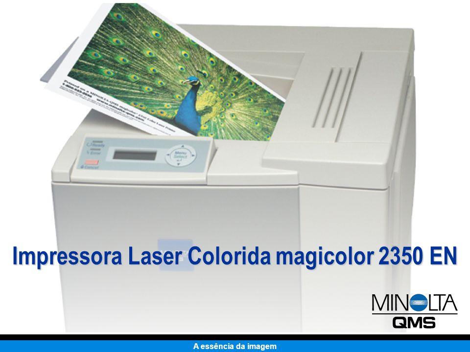 A essência da imagem Impressora Laser Colorida magicolor 2350 EN * Todos os preços aqui exibidos são preços finais estimados.