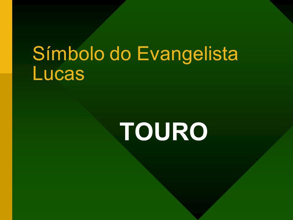 Símbolo do Evangelista Lucas TOURO
