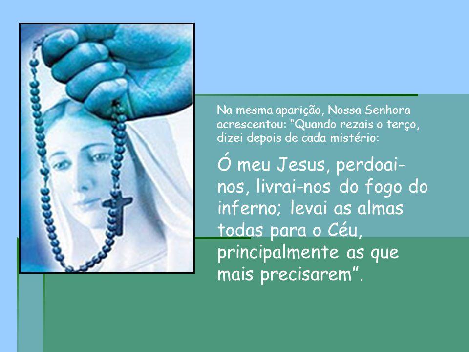 Consagração a Nossa Senhora Ó Senhora minha, ó minha Mãe, eu me ofereço todo(a) a Vós, e em prova da minha devoção para convosco, Vos consagro neste dia e para sempre, os meus olhos, os meus ouvidos, a minha boca, o meu coração e inteiramente todo o meu ser.
