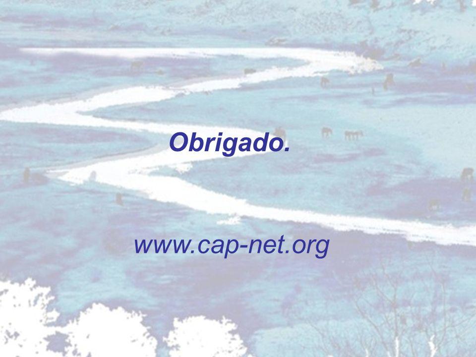Obrigado. www.cap-net.org