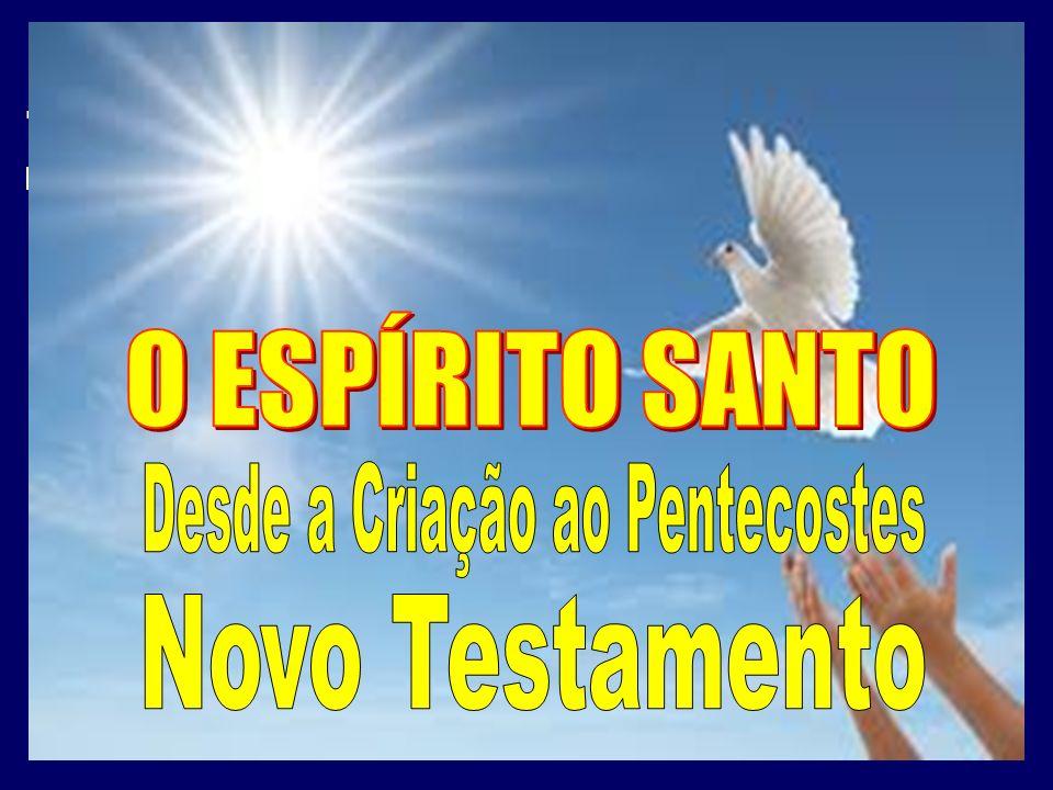 O Espírito Santo é Alguém que habita dentro de nós, que nos enche com a Sua presença amorosa, que nos leva a conhecer toda a Verdade.