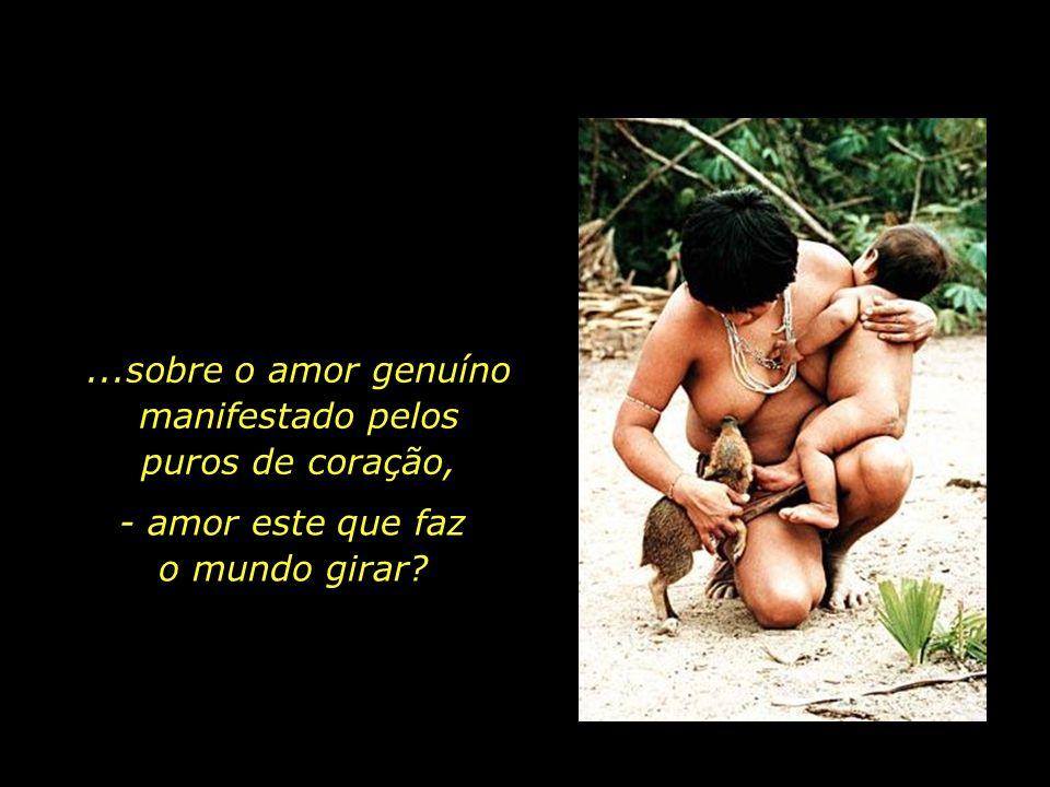 holdemqueen@hotmail.com E o que nós, civilizados, sabemos sobre a bondade, a compaixão, sobre a grandeza espiritual...,