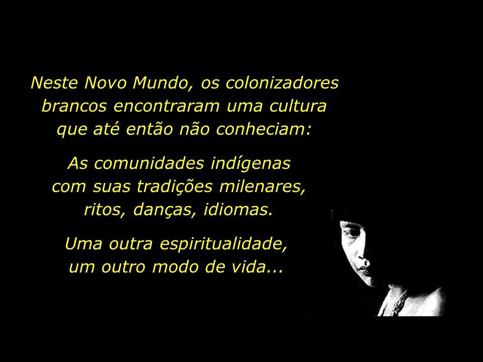 holdemqueen@hotmail.com Ao desembarcar, há cinco séculos, nas terras brasileiras, os navegantes portugueses depararam-se com comunidades indígenas fir