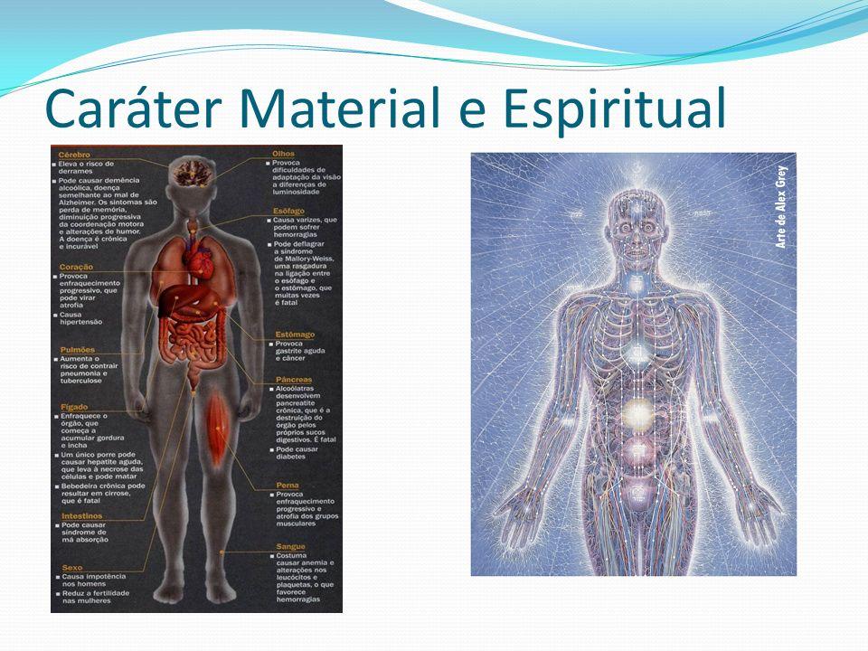Caráter Material e Espiritual
