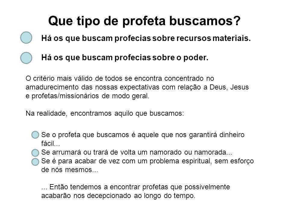 Mais pertinente do que questionar: Por que os falsos profetas insistem em fazer seu mercado?, é mais útil perguntar: O que nos impulsiona a sermos seu
