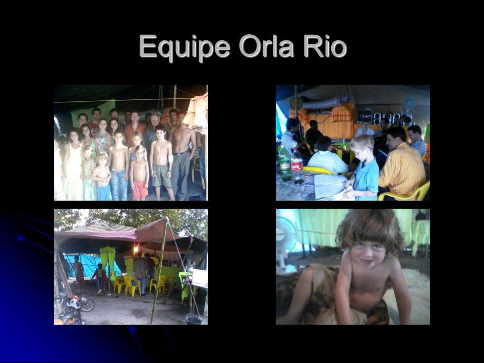 Equipe Orla Rio