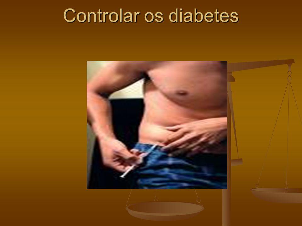 O que é a diabetes.