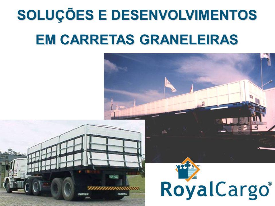 SOLUÇÕES E DESENVOLVIMENTOS EM CARRETAS GRANELEIRAS